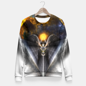 Thumbnail image of Esfantelinous Fitted Waist Sweater, Live Heroes