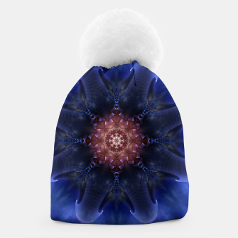 Thumbnail image of Scorpion Star Beanie, Live Heroes