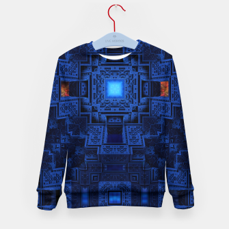 Thumbnail image of TOL195404 Kid's Sweater, Live Heroes