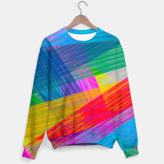 Abstrakt N1 Sweater miniature
