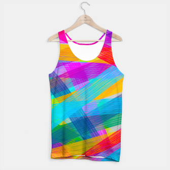 Thumbnail image of Abstrakt N1 Tank Top, Live Heroes