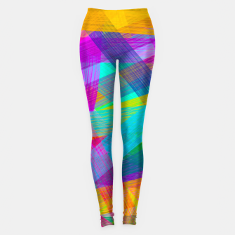 Abstrakt N1 Leggings miniature
