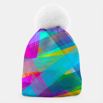 Thumbnail image of Abstrakt N1 Beanie, Live Heroes