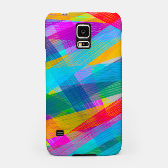 Abstrakt N1 Samsung Case miniature