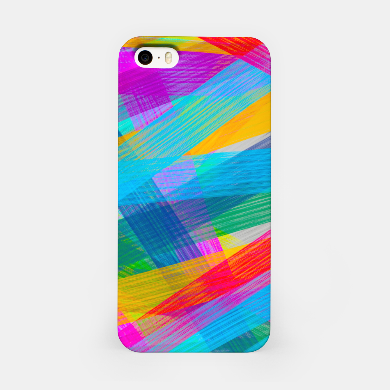 Image of Abstrakt N1 iPhone Case - Live Heroes