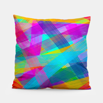 Miniature de image de Abstrakt N1 Pillow, Live Heroes