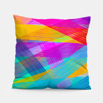 Thumbnail image of Abstrakt N1 Pillow, Live Heroes