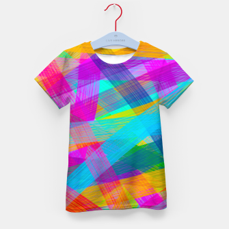 Abstrakt N1 Kid's T-shirt miniature