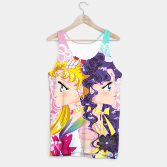 Miniaturka Sailor Moon & Luna Tank Top, Live Heroes