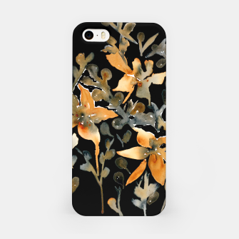 Thumbnail image of Anna's Fire Lily iPhone Case, Live Heroes