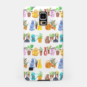 Thumbnail image of Green Little Fingers Samsung Case, Live Heroes