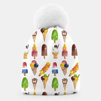 Thumbnail image of Anna's Icecream Collection Beanie, Live Heroes