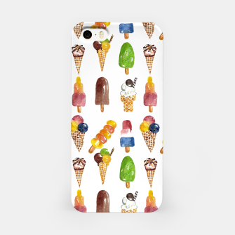 Thumbnail image of Anna's Icecream Collection iPhone Case, Live Heroes