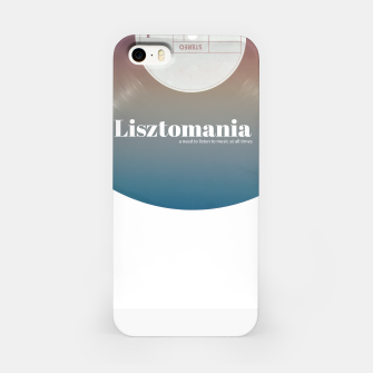Miniaturka Lisztomania iPhone Case, Live Heroes