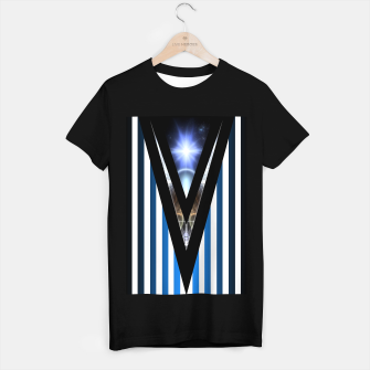 Thumbnail image of WOAHAW-DF Blue T-shirt regular, Live Heroes