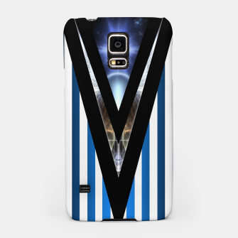 Thumbnail image of WOAHAW-DF Blue Samsung Case, Live Heroes