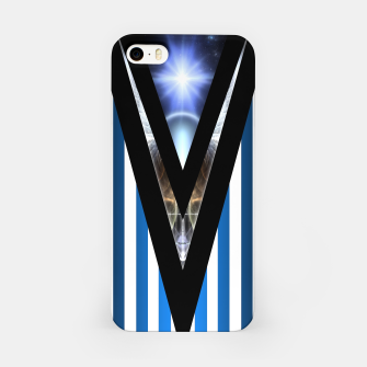 Thumbnail image of WOAHAW-DF Blue iPhone Case, Live Heroes
