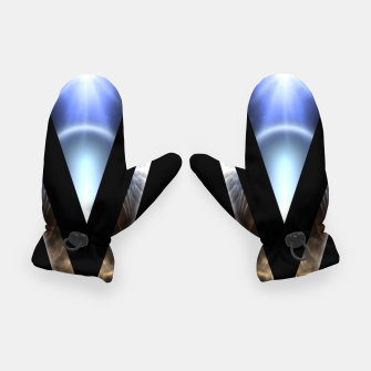 Thumbnail image of WOAHAW-DF Blue Gloves, Live Heroes