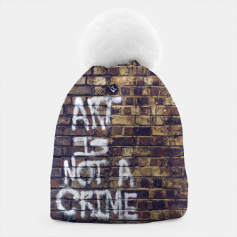 Thumbnail image of Art is not a crime, Live Heroes