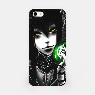 Thumbnail image of Gothic Girl Carcasa por Iphone, Live Heroes