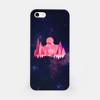 Yosemite Sun iPhone Case thumbnail image
