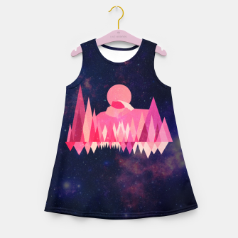 Yosemite Sun Girl's Summer Dress thumbnail image