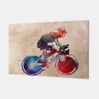 Thumbnail image of cyclist Canvas, Live Heroes