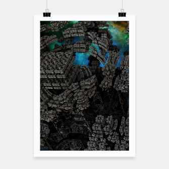 Thumbnail image of CMC Kregion CLRL90 Poster, Live Heroes
