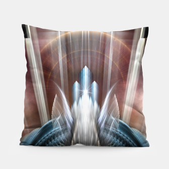 Thumbnail image of The Torrin Artifact Pillow, Live Heroes