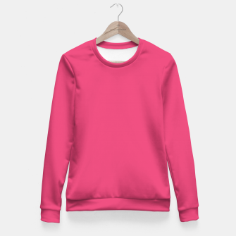 Thumbnail image of Vivid Rose Fitted Waist Sweater, Live Heroes