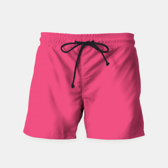 Thumbnail image of Vivid Rose Swim Shorts, Live Heroes