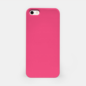 Thumbnail image of Vivid Rose iPhone Case, Live Heroes
