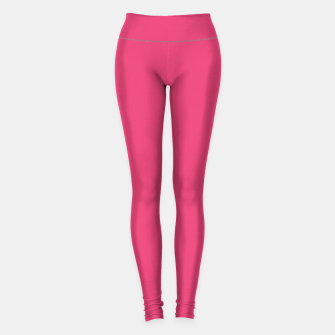 Thumbnail image of Vivid Rose Leggings, Live Heroes