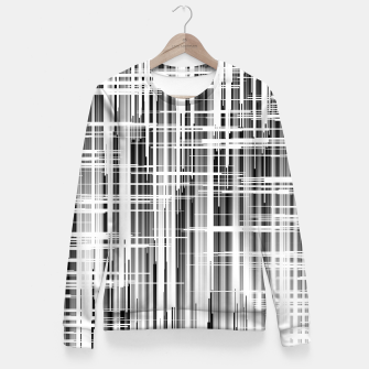 Thumbnail image of GWav Abstract Fitted Waist Sweater, Live Heroes