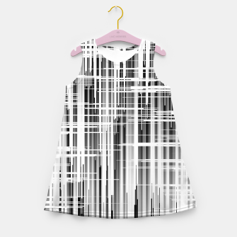 Thumbnail image of GWav Abstract Girl's Summer Dress, Live Heroes