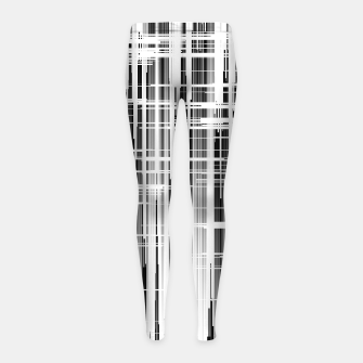 Thumbnail image of GWav Abstract Girl's Leggings, Live Heroes