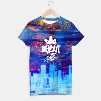 Miniatur Urban Style T-shirt, Live Heroes