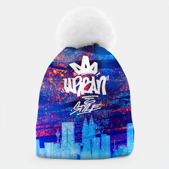 Thumbnail image of Urban Style Beanie, Live Heroes