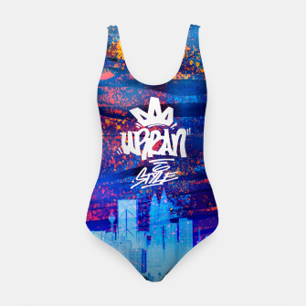Miniatur Urban Style Swimsuit, Live Heroes