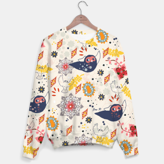Thumbnail image of Cheerful Forest Sweater, Live Heroes