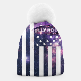 Thumbnail image of Hollywood Stars Beanie, Live Heroes