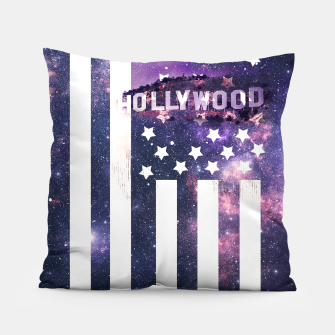 Thumbnail image of Hollywood Stars Pillow, Live Heroes