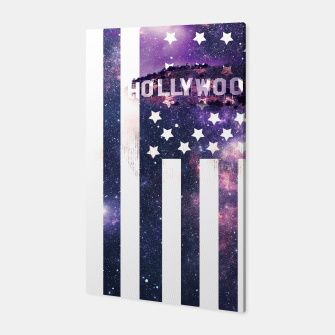 Thumbnail image of Hollywood Stars Canvas, Live Heroes