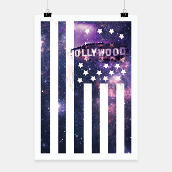 Thumbnail image of Hollywood Stars Poster, Live Heroes