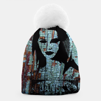 Miniatur Etude in grunge style Beanie, Live Heroes