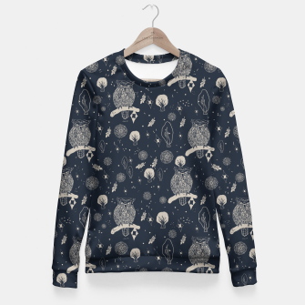 Thumbnail image of Twinkle Night Fitted Waist Sweater, Live Heroes