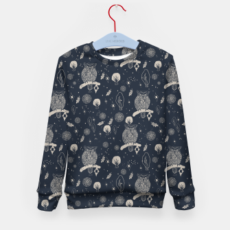Thumbnail image of Twinkle Night Kid's Sweater, Live Heroes