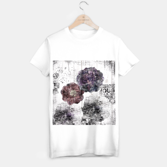 Thumbnail image of Shabby wooden T-shirt regular, Live Heroes