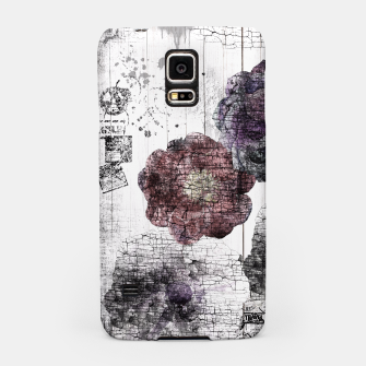 Thumbnail image of Shabby wooden Samsung Case, Live Heroes