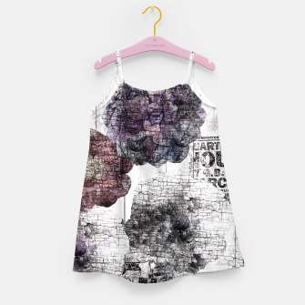 Thumbnail image of Shabby wooden Girl's Dress, Live Heroes